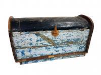 Schatztruhe Schatzkiste Truhe Box Holztruhe recyceltes Altholz Antik Unikat