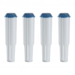 4 Wasserfilter Filterpatronen (steckbar), passend für Jura® Impressa S90, S95, S70, S75 Kaffeeautomaten