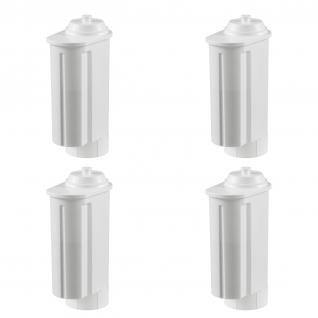 4 Wasserfilter Patronen passend für alle Siemens/Bosch Gaggenau-, Neff-, VeroBar-Professional-Serie-Kaffeevollautomaten