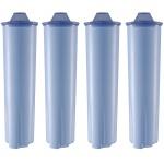4 steckbare blaue Kartuschen passend für Jura Kaffeemaschinen mit ENA Claris blue Patrone