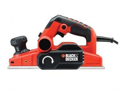 Black + Decker Hobel KW750K