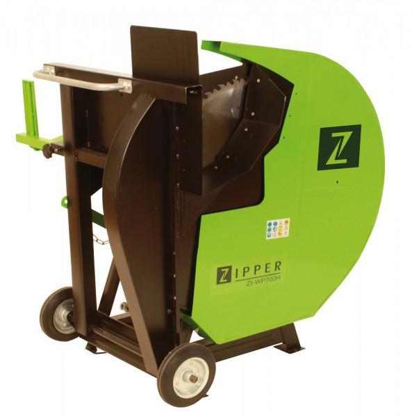 Zipper Holzspalter HS18EZ + Wippkreissäge WP700H - Vorschau 5