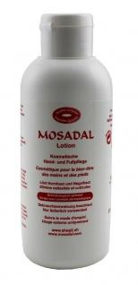Mosadal Lotion 250ml - Naturkosmetik PEG & Parfümfrei Löst Hornhaut & Nagelhaut