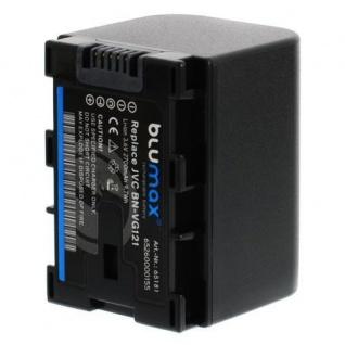 Akku accu battery für JVC BN-VG107; BN-VG107AC; BN-VG107E BN-VG107U; BN-VG108E