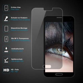 Premium Schutzglas 0, 3mm für Samsung Galaxy S5 mini Echtes Glas, transparent NEU