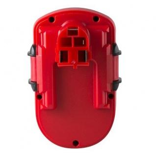 Werkzeugakku accu battery für Bosch Akkuschrauber BAT025, BAT026, GSB 18VE-2 - Vorschau 3