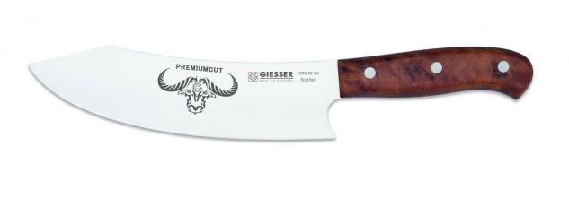 Giesser Messer Premiumcut Chefs No. 1 Tree of Life, Thuja 20 cm Klingenlänge NEU