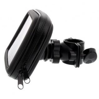 Universal Fahrrad Halterung Schutztasche für Apple Samsung Nokia etc Wasserdicht