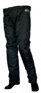KED SOAR Motorradhose, Monsun Schwarz, Größe 3XL, Hose aus Polyestergewebe ?