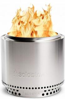 Solo Stove Bonfire Feuerstelle Feuerschale mit Ständer