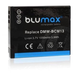 Akku accu battery für Panasonic DMW-BCM13; DMW-BCM13E; DMC-TZ60; DMC-TZ61DMC-TZ55