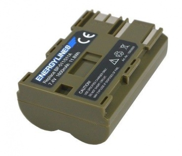 Akku Accu Battery Für Canon Bp-511/511a; Bp-508; Bp-511a; Bp-512; Bp-514 Energylines - Vorschau 3