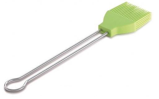 LotusGrill Marinierpinsel Limettengrün für den raucharmen Holzkohlegrill grün!