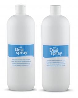 2x Sim Desi Spray Desinfektionsmittel Hände- Flächendesinfektionsmittel 1000 ml