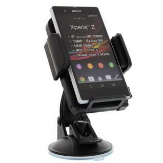 Universal Smartphone KFZ Halterung für Apple, Samsung, LG, HTC, Sony, Nokia ....