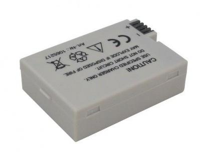 Akku Accu Battery Für Canon Lp-e8; Eos 550d; Eos 600d; Eos 650d Energylines - Vorschau 3