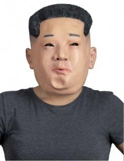 MKS Halloween Maske Kopf Über Kim Jong un Latex - Schön schaurig und gruselig