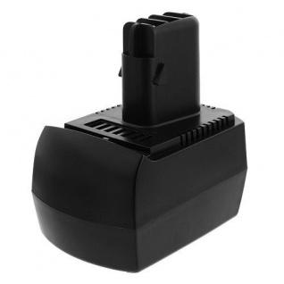 Werkzeugakku accu battery für Metabo BS, BS12, BSZ12, 6.02153.51, 6.25473, 6.25486