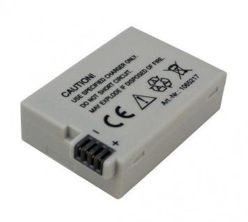 Akku Accu Battery Für Canon Lp-e8; Eos 550d; Eos 600d; Eos 650d Energylines - Vorschau 2