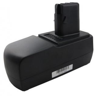 Werkzeugakku accu battery für Metabo Akkuschrauber BSZ 18, BSZ 18 Impuls, 6.25484