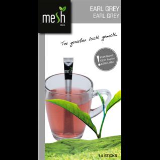 Mesh Stick Earl Grey Tee 14 Stück -Tropft nicht, mit Stick umrühren, tea, genuss
