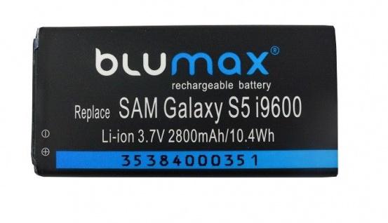 Akku Accu Battery für Samsung Galaxy S5 i9600 2800mAh ersetzt EB-BG900BBEGWW NEU
