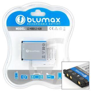 Akku accu battery für Olympus LI-40B; LI-42B; Casio NP-80; NP-82; NP-82DBA neu