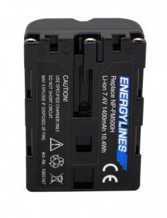 Akku accu battery für Sony NP-FM500H; Alpha a58; Alpha a99; DSLR 560 DSLR 580