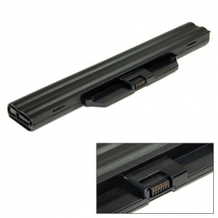 Laptop Notebookakku battery für HP Compaq 6720s, 6520 mit 11, 1V und 4400 mAh