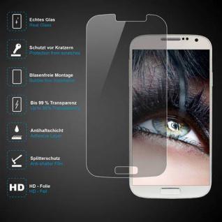 Premium Schutzglas 0, 3mm für Samsung Galaxy S4 mini Echtes Glas, transparent NEU
