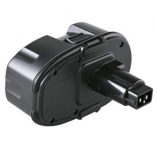 Werkzeugakku accu battery für Dewalt Akkuschrauber DW9095, DW9096, DCG411KL - Vorschau 2