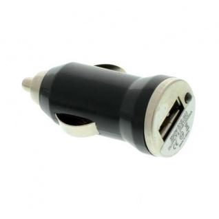 KFZ Car Charger USB Adapter ohne Kabel 5V/1A Schwarz
