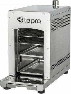 Tepro 3184 Toronto Steakgrill Oberhitze Gasgrill 800°C - Vorschau 3