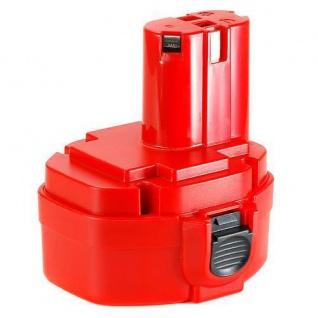 Werkzeugakku accu battery für Makita Akkuschrauber 1433, 1434, 1435, 4191DWD