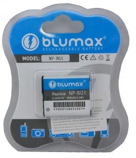 Akku accu battery für Sony Cyber-shot DSC-WX1B DSC-WX1N DSC-WX1S Blumax neu