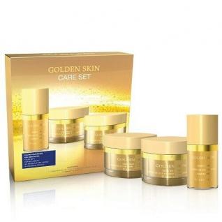 etre belle Golden Skin Care Set Nr. 1 - Korrigiert Falten, festigt die Konturen