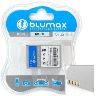 Akku accu battery für Canon NB-7L, PowerShot G10 PowerShot G11 PowerShot G12