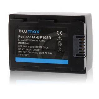 Akku accu battery für Samsung BP105R mit Li-Ion von Blumax neu