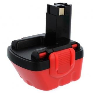 Werkzeugakku accu battery für Bosch Akkuschrauber Schlagbohrer BAT043, BAT139