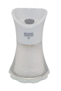 Kuhn Rikon Gewürzmühle Weiß, einfache und stylische Aufbewahrung ihrer Gewürze!
