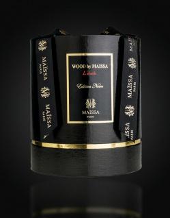 Wood BY MAÏSSA Box Edition Noire L'absolu