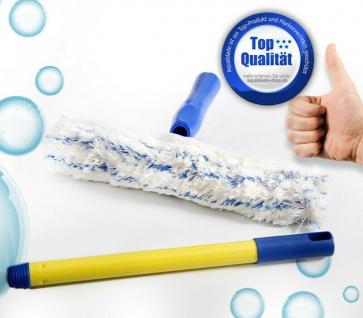 AquaBLADE Einwascher mit Handgriff Mikrofaser abnehmbar & waschbar Top Qualität