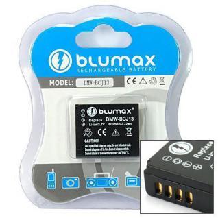 Akku accu battery für Panasonic DMW-BCJ13, DMW-BCJ13E, Leica BP-DC10; BP-DC10-E