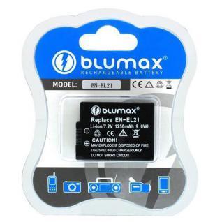 Akku accu battery für Nikon EN-EL21 ersetzt Nikon 1 V2 von blumax neu