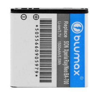 Battery Akku Accu für Sony-Ericsson Xperia neo V (MT11i), pro (MK16i) Blumax