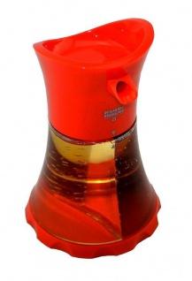 Kuhn Rikon Öl/Essig Spender Rot, einfache und stylische Aufbewahrung!