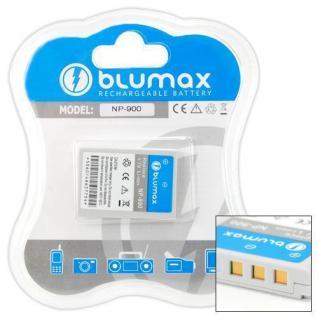 Akku accu battery für Minolta NP-900 Olympus Li-80B Avant BATS4 blumax neu
