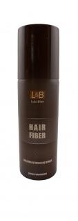 Luis Bien Haaraufüller hair thickener spray Braun mit wasserabweisender Formel
