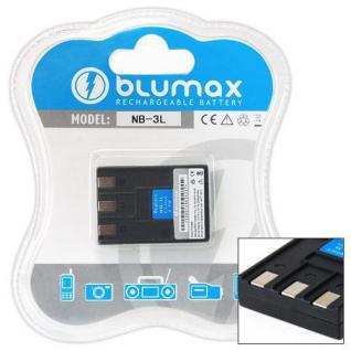 Akku accu battery für Canon PowerShot SD10 SD100 SD110 SD20 SD500 SD550 blumax