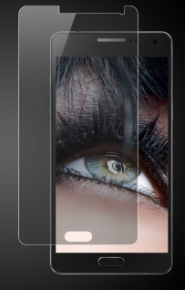 Premium Schutzglas für Samsung Galaxy A5, Echtes Glas, 0, 3mm, 99% transparent